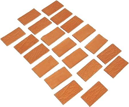 Moranduzzo Carrelage En Resine Terre Cuite 18 X 2 X 36 Mm 20 Pieces Moranduzzo Amazon Fr Cuisine Maison