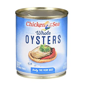 Chicken of The Sea Oysters