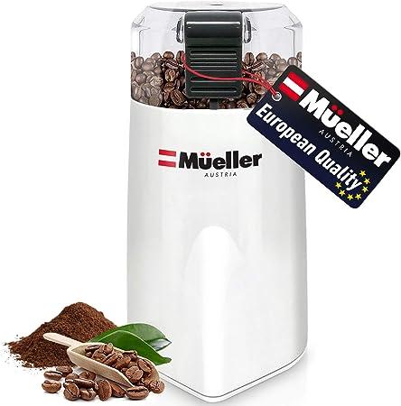 Mueller HyperGrind Electric Coffee Grinder