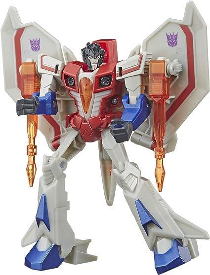 Transformers Cyberverse Starscream Action Figure