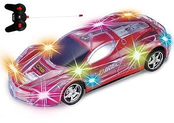 Review Haktoys Light Up Racing