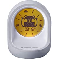 TOMMEE TIPPEE Timekeeper Connected Sleep Trainer Clock for Young Children, White,