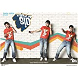 Posterboy 'Wake Up Sid - Red' Poster (30.48 cm x 43.18 cm)