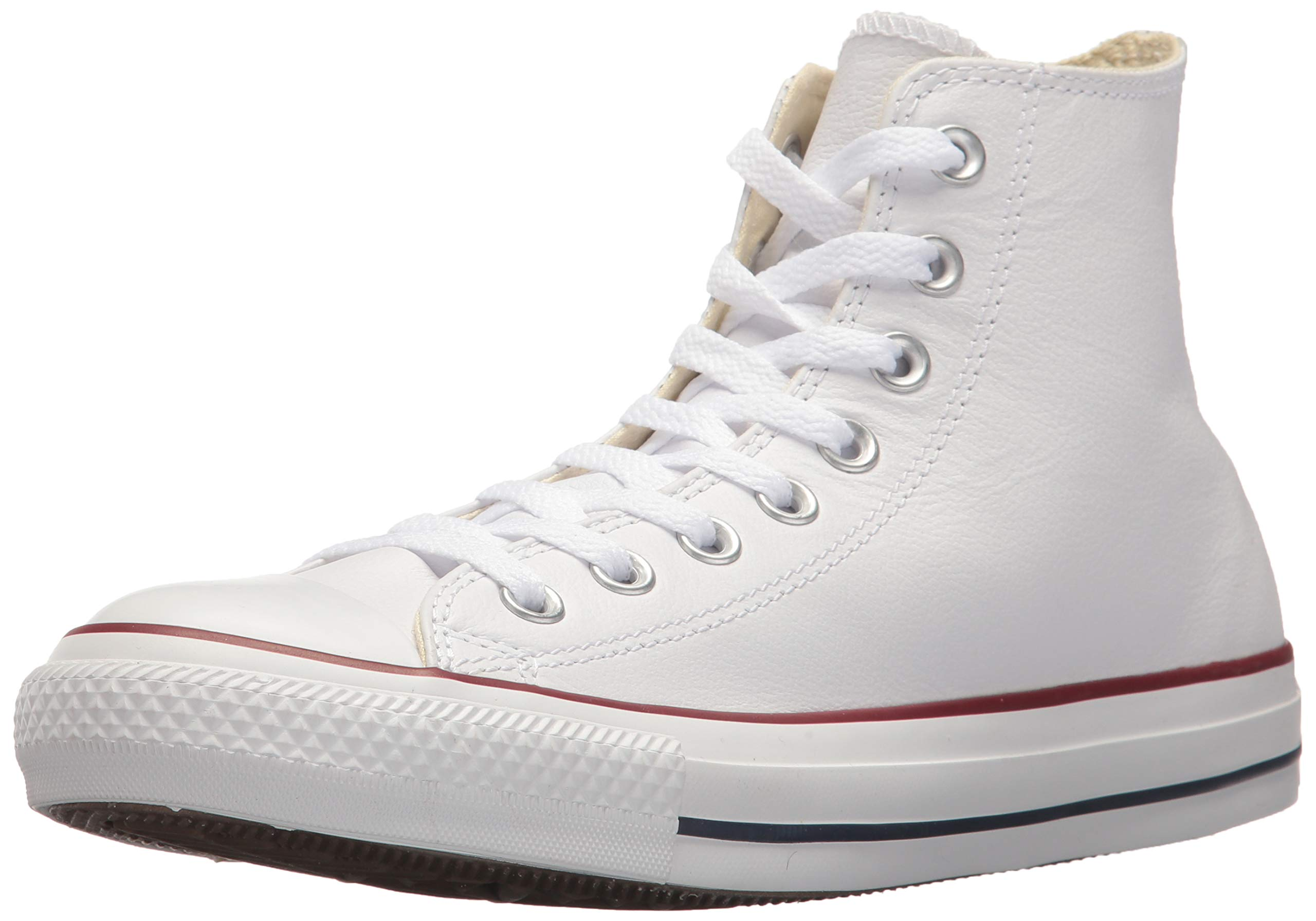 4c722d2eb12 Galleon - Converse Chuck Taylor All Star Leather High Top Sneaker ...