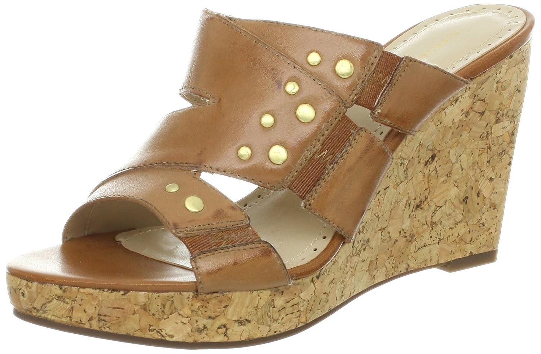 ADRIENNE VITTADINI Footwear Women's Corral Platform Sandal B009E1QQUE 9.5 B(M) US|Terracota