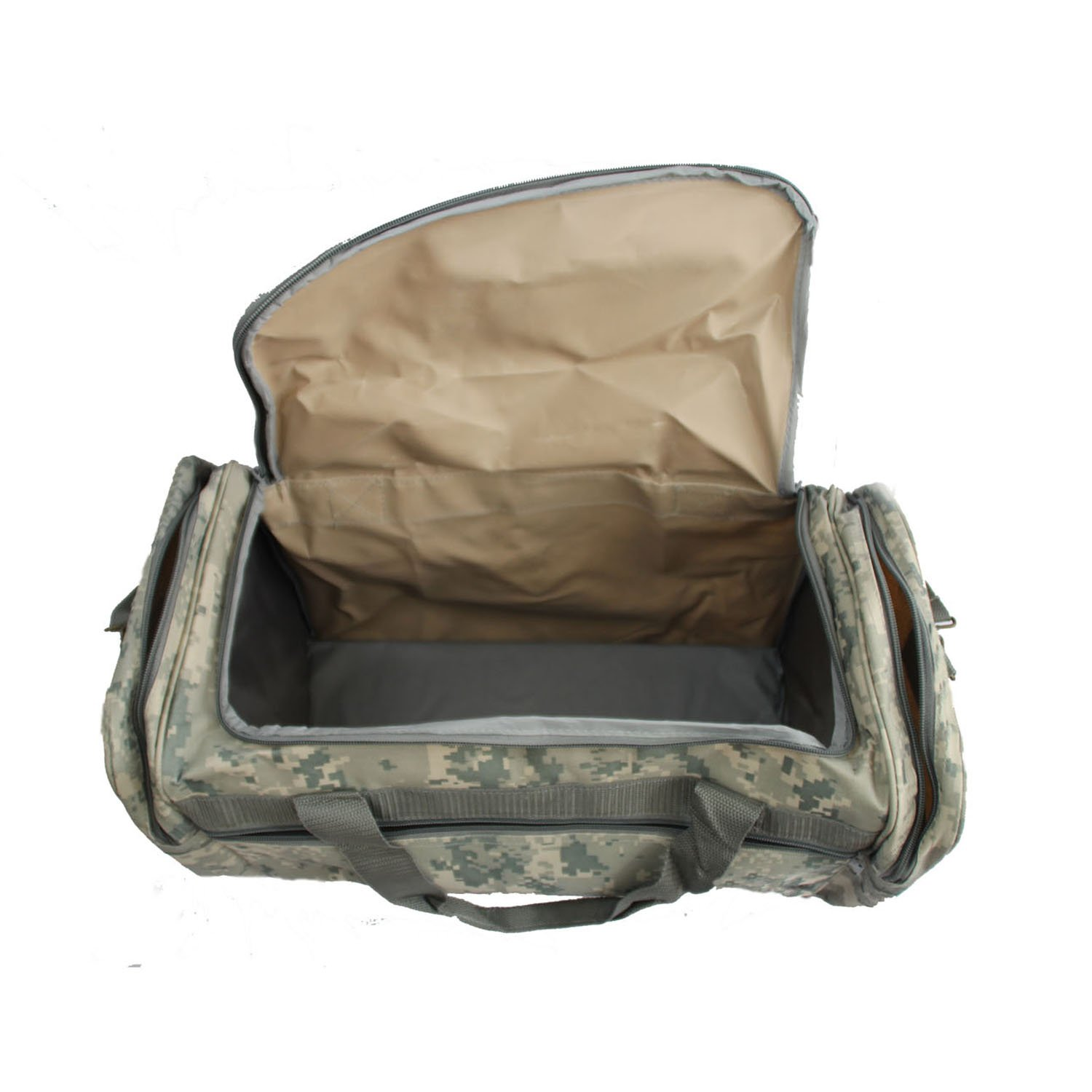 Xtitix Delta Light Weight Military Digital Camouflage Weekender Duffel Bag Camo