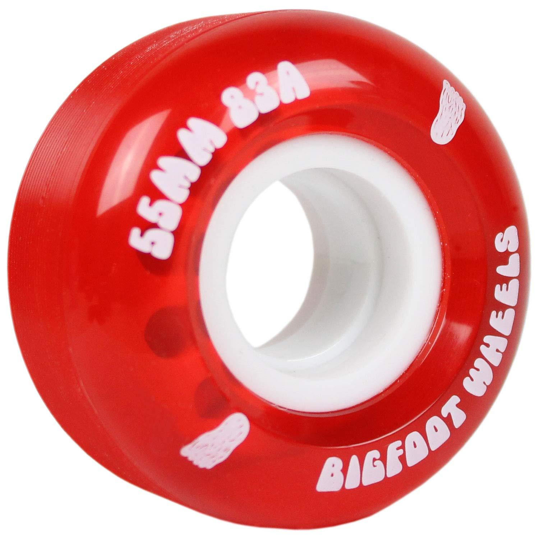 Ruedas De Skate Bigfoot 53mm 83a Soft Cruiser Filmer Wheels