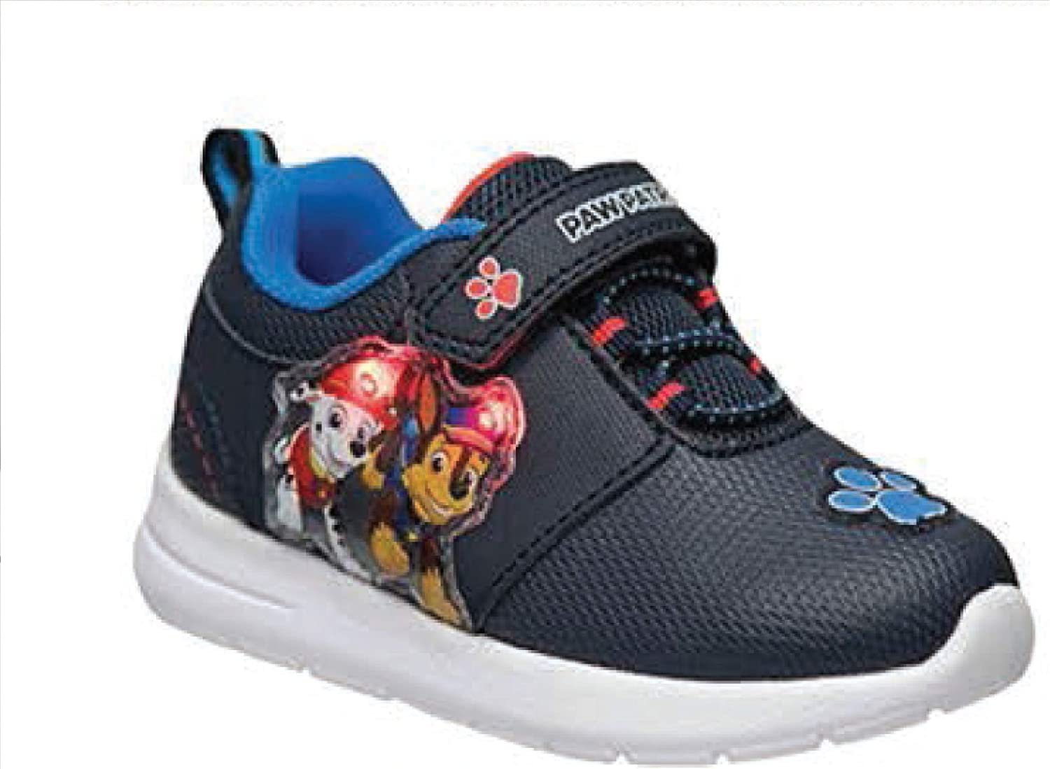 NEW Nickelodeon Paw Patrol Toddler Boy/'s Athletic Tennis Shoes Size 7