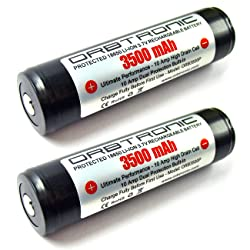 ORBTRONIC 18650 battery review