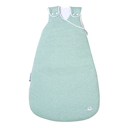 Baby Saco de dormir Verano 90 cm Nordic Coast | Mint 6 – 18 meses |