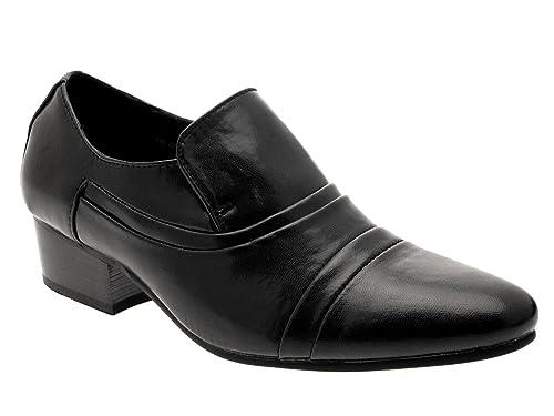 Lora Dora - Mocasines para hombre, color negro, talla 40.5: Amazon.es: Zapatos y complementos