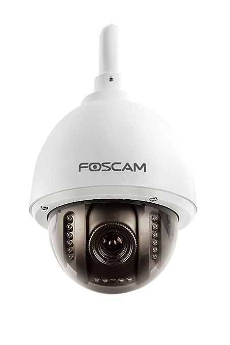 49 opinioni per Foscam FI9828P V2 (con microSD 16 GB preinstallata)- Telecamera IP Wi-Fi HD da