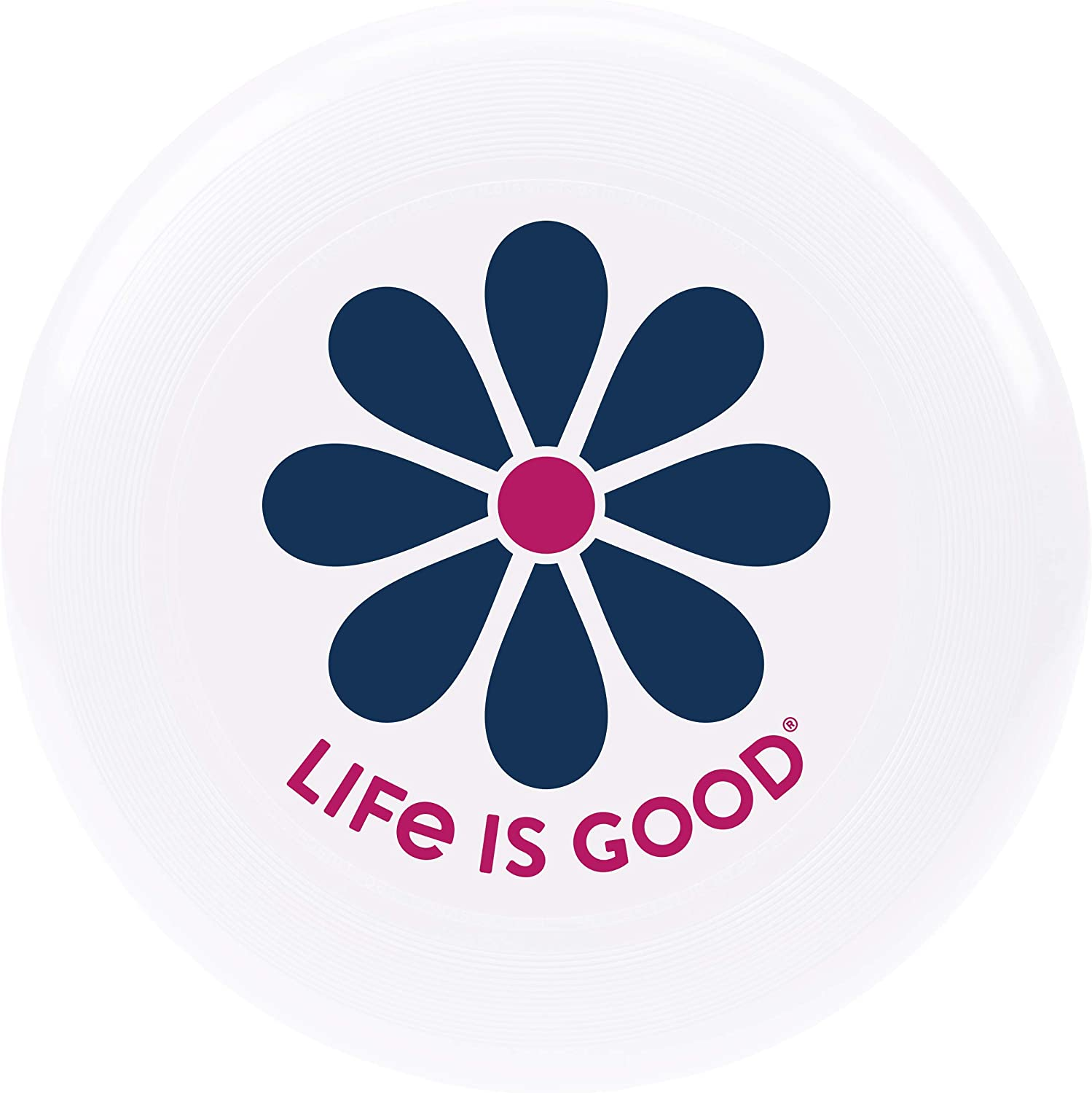 Life is Good Unisex-Adult Disc
