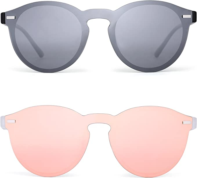2 Herren Sonnenbrillen Top, Stylisch