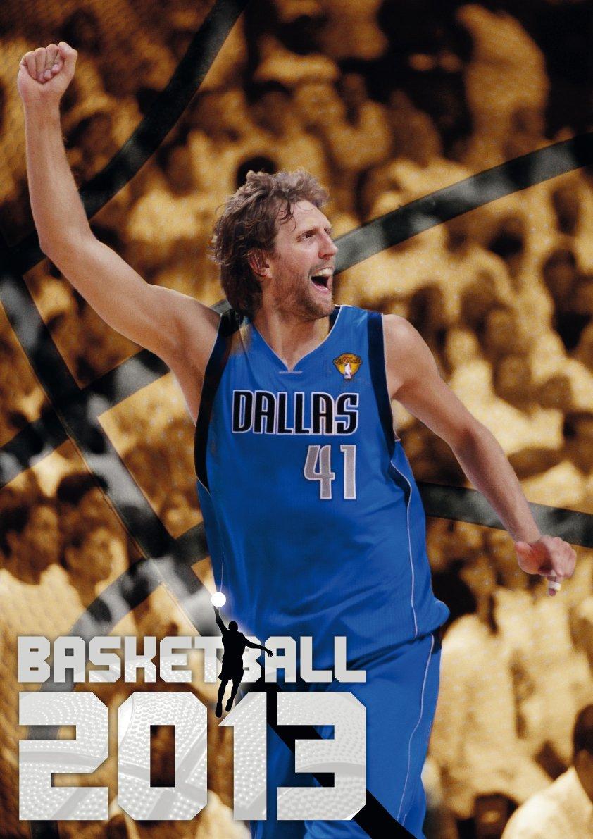 Basketball 2013 Calendar
