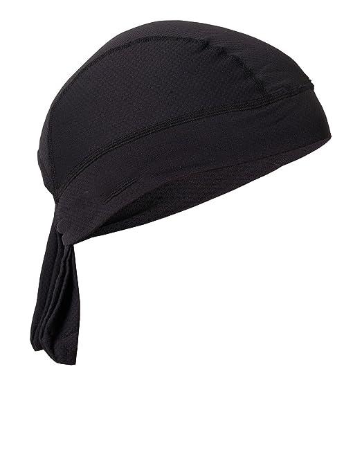 08d4db1c146 Addvi Anti Pollution Head Scarf   Bandana for Cycling Biking Under Helmet  (Black)
