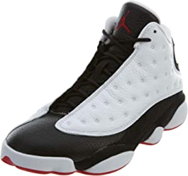 best sneakers 01e37 0d148 NIKE Air Jordan 13 Retro He Got Game Men s Shoes White True red Black