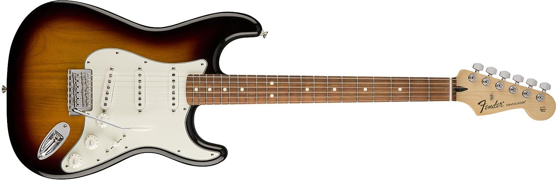 Fender フェンダー エレキギター Standard Stratocaster, Maple Fingerboard - Candy Apple Red B005L2U2UU キャンディアップルレッド|メイプル キャンディアップルレッド