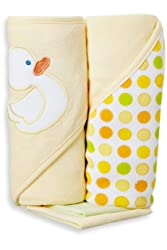 Top 15 Best Baby Towels And Washcloths (2021 Reviews & Buying Guide) 12