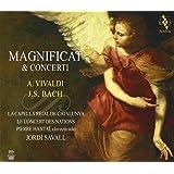 Vivaldi, Bach - Magnificats and Concerti