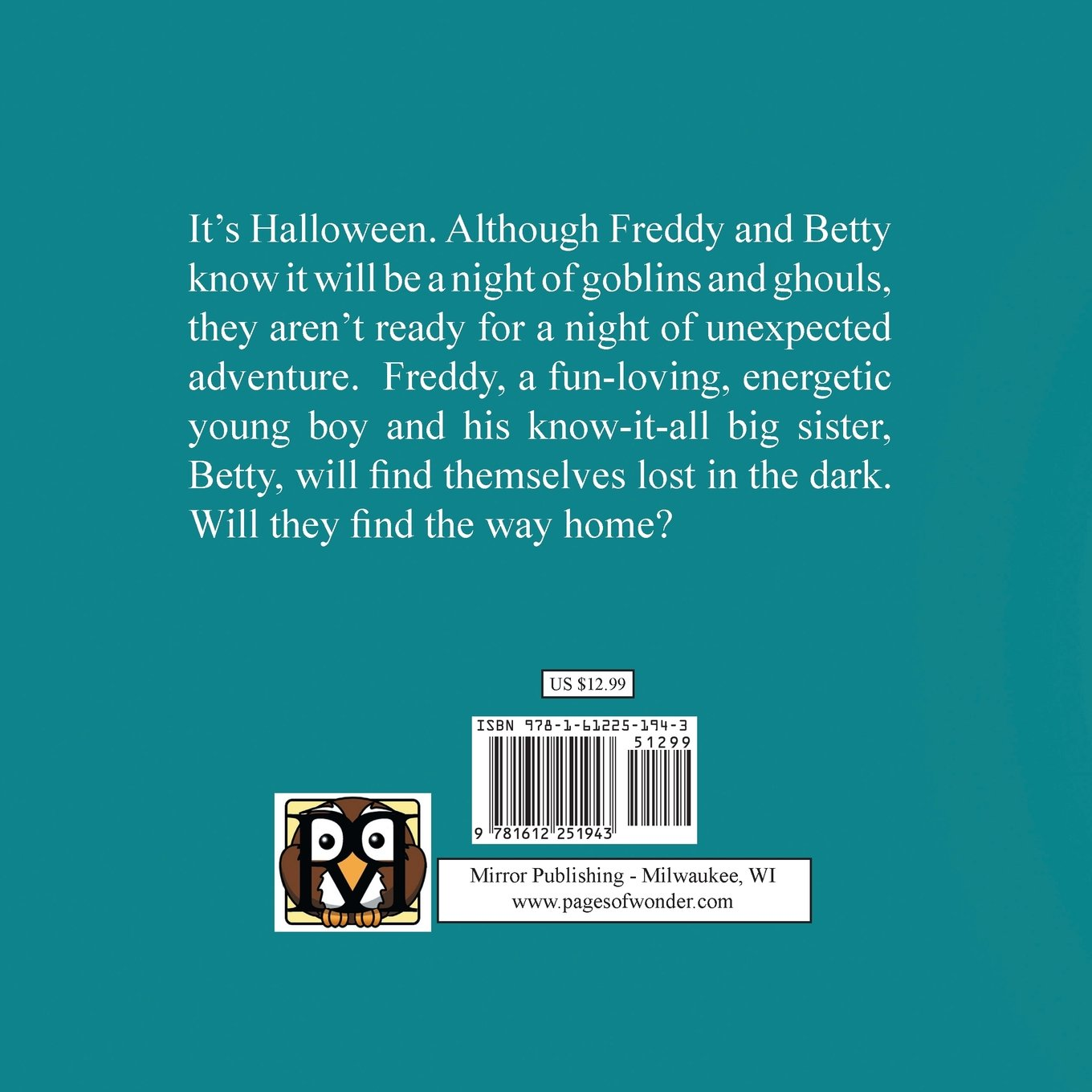 FREDDY & BETTY and the Halloween Rescue