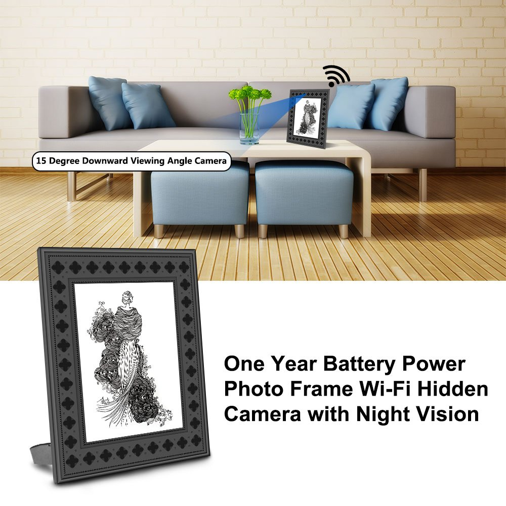 Enchanting Hidden Camera Picture Frame Frieze - Frame Photo Design ...