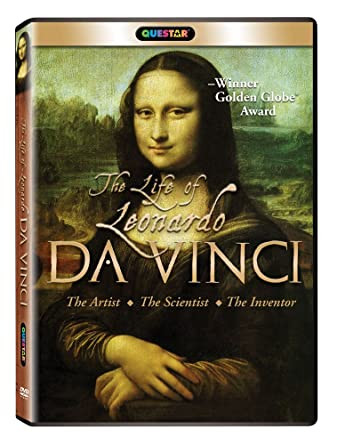 the life of leonardo da vinci vhs