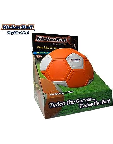 466bf508ca553 KICKERBALL - ¡El Balón con efecto! Se desvía