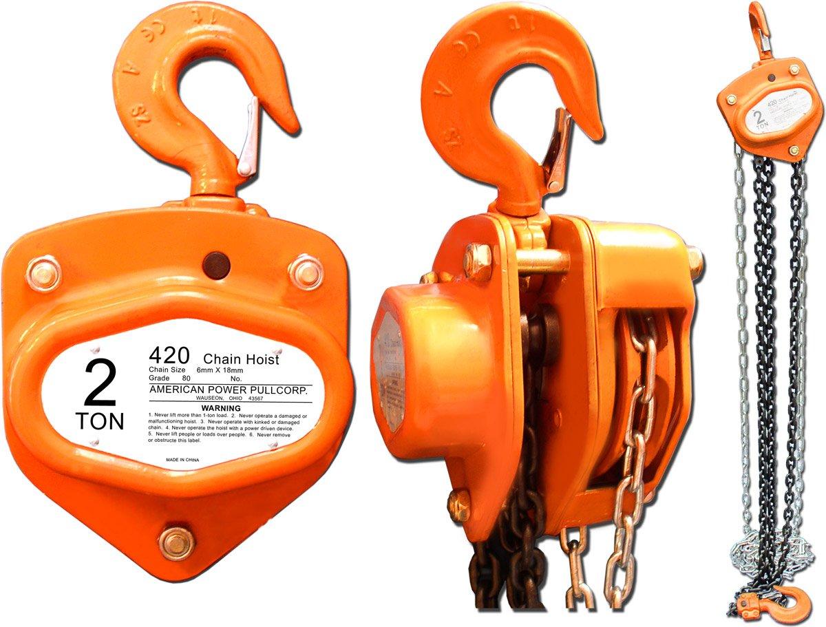 American Power Pull 420 Chain Block