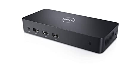 Dell USB 3 0 Ultra HD/4K Triple Display Docking Station (D3100)