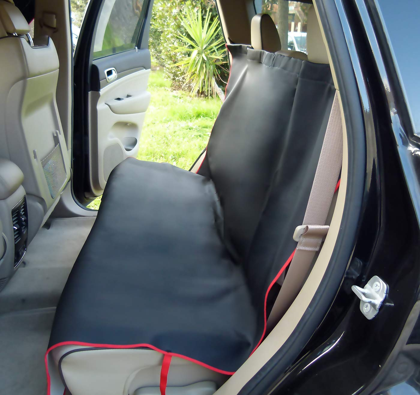 Nero Taglia Unica Matty 0501 Total Protezione Sedile Auto