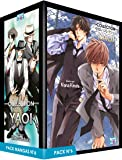 Boy's Love Collection - Pack n°6 - Manga Yaoi (5 tomes)