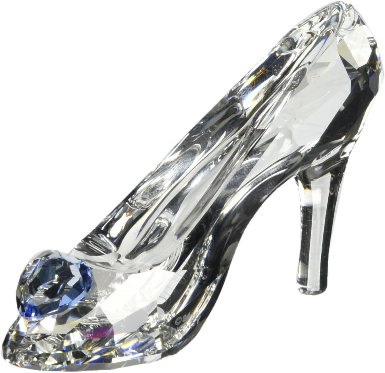 Slipper Crystal Figurine