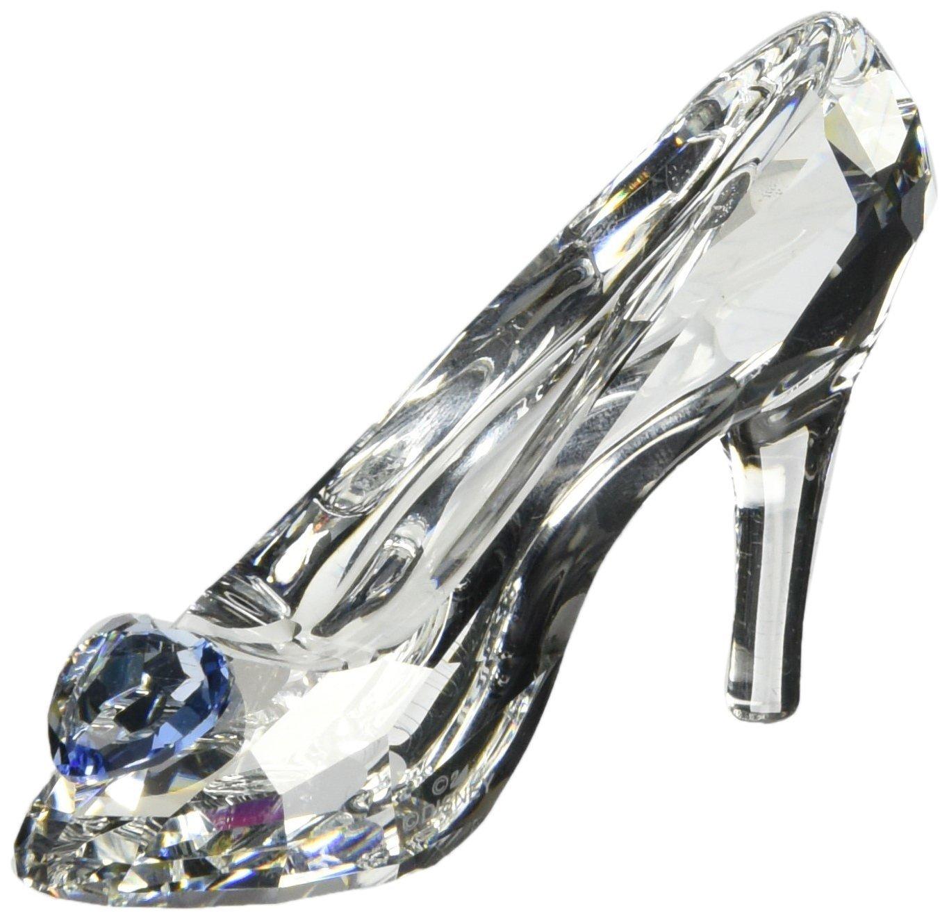 Amazon.com: Swarovski 5035515 Cinderella\'s Slipper Crystal Figurine ...