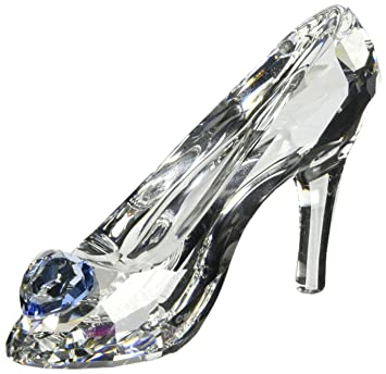 4e398bfd9f3a1d Buy Swarovski Cinderella s Slipper Crystal Figurine Online at Low Prices in  India - Amazon.in