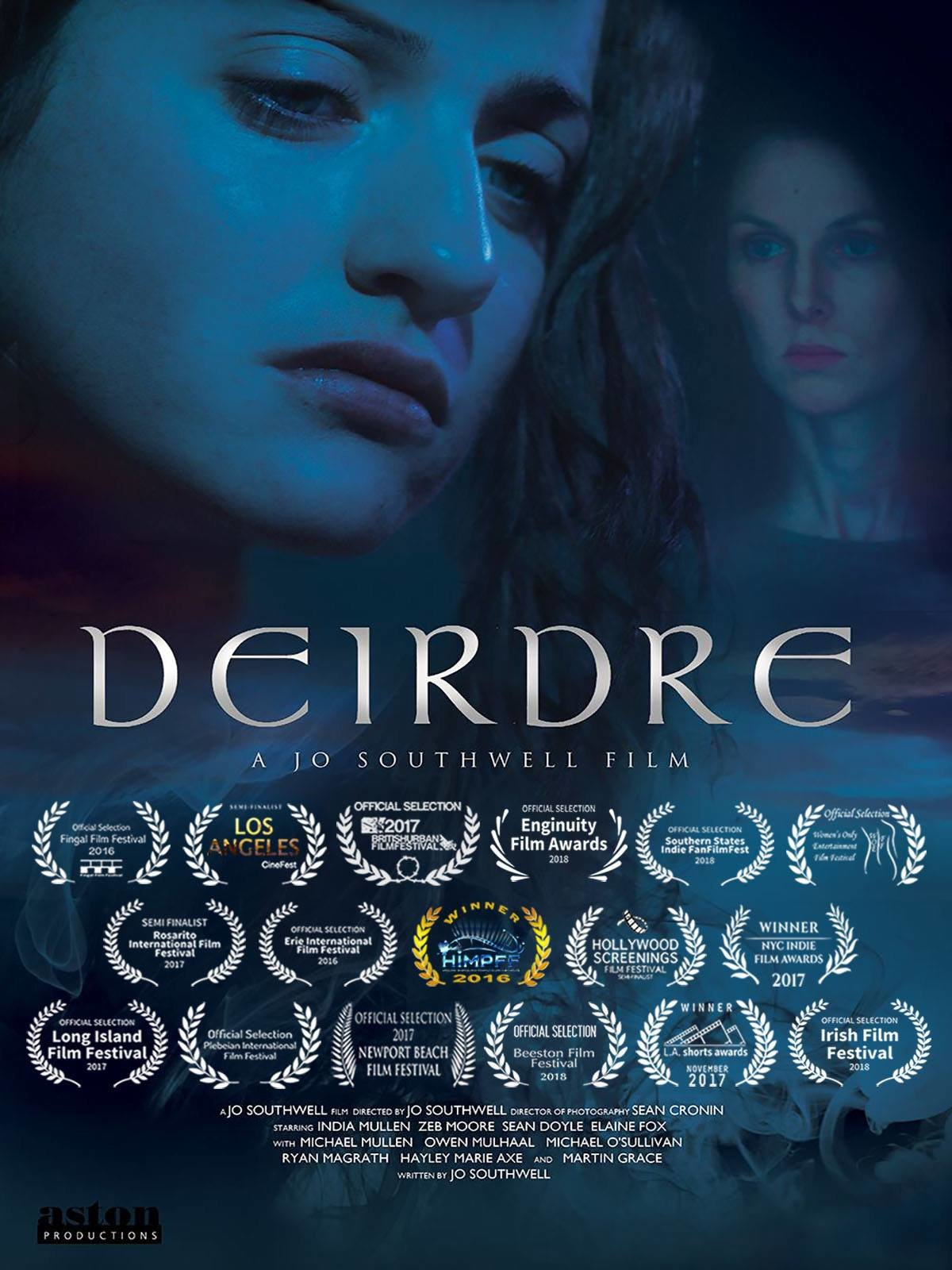 Deirdre on Amazon Prime Video UK