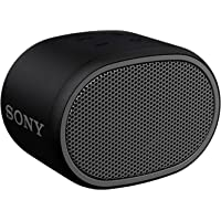 Sony SRSXB01B Wireless Audio Speakers, Black, (SRSXB01B)