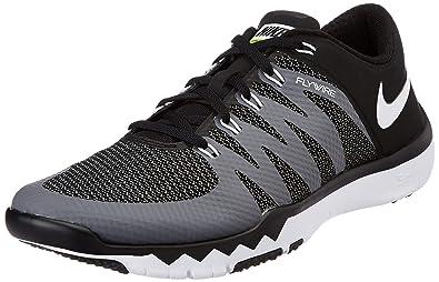 buy popular c5854 b3b60 Nike Free Trainer 5.0 V6 AMP Oklahoma Sooners 723939-101 White Crimson Men s  Shoes