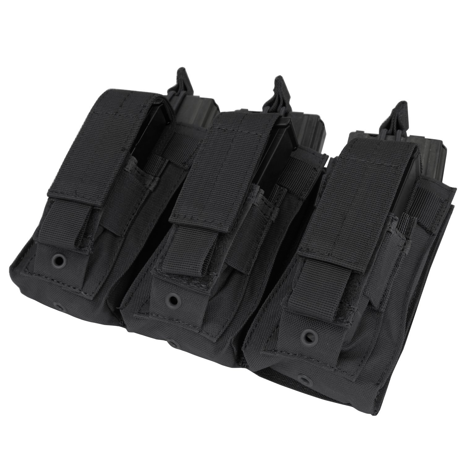 Condor MA55 Triple Kangaroo Airsoft M4 and Pistol Mag Pouch