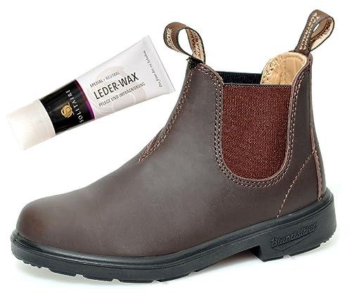 Blundstone Boots Style 530 für Kinder Blunnies Leder Stiefelette </div>             </div>   </div>       </div>     <div class=