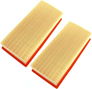 For Karcher NT 55//1 Tact TE Air Filter Filter Pleated Filter Filter Element