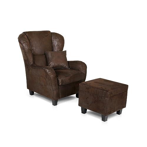 sessel hocker. Black Bedroom Furniture Sets. Home Design Ideas