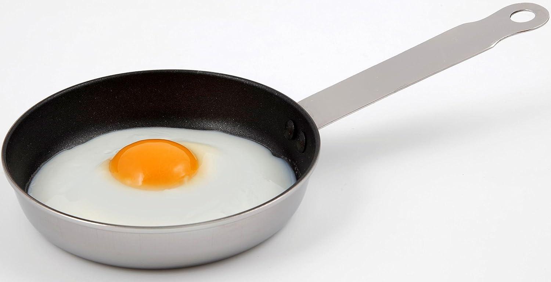 Amazon.com: Chef Direct Stainless Steel Non Stick Mini Fry Pan 14 Cm // Chef Direct // Sarten Mini De Acero: Kitchen & Dining