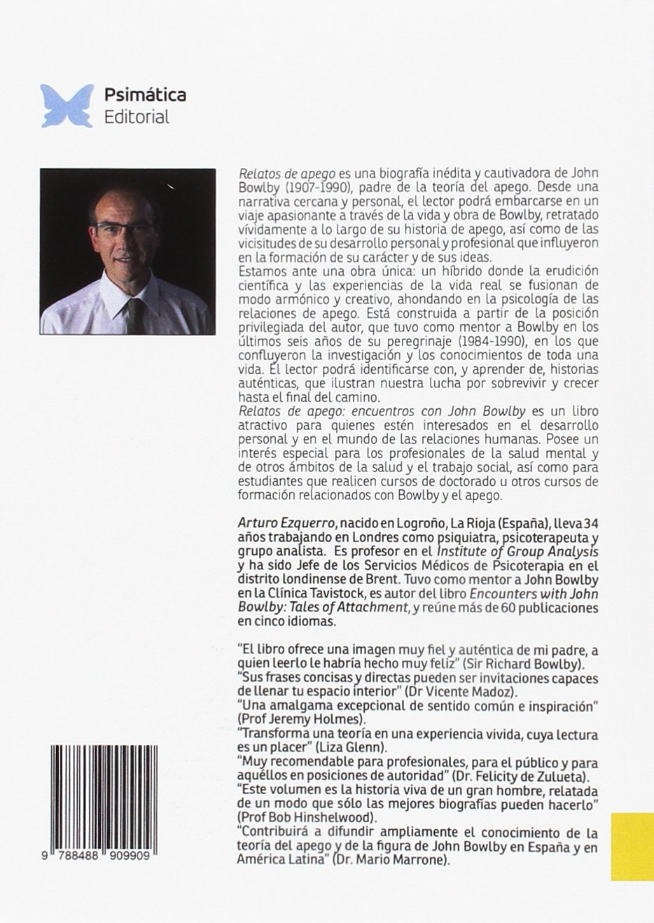 Amazon.com: Relatos de apego : encuentros con John Bowlby ...