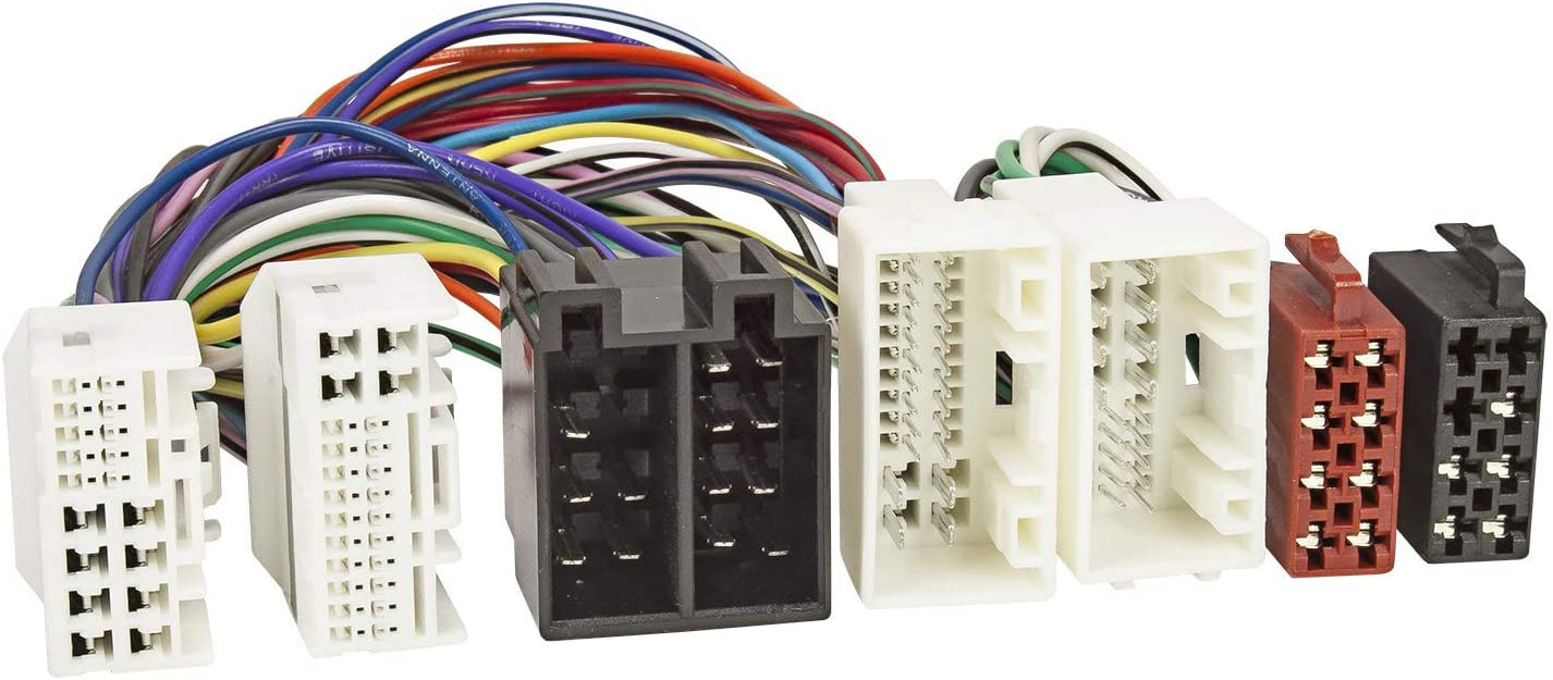 Tomzz Audio 7319 002 T Kabel Iso Passend Für Hyundai Ab Elektronik