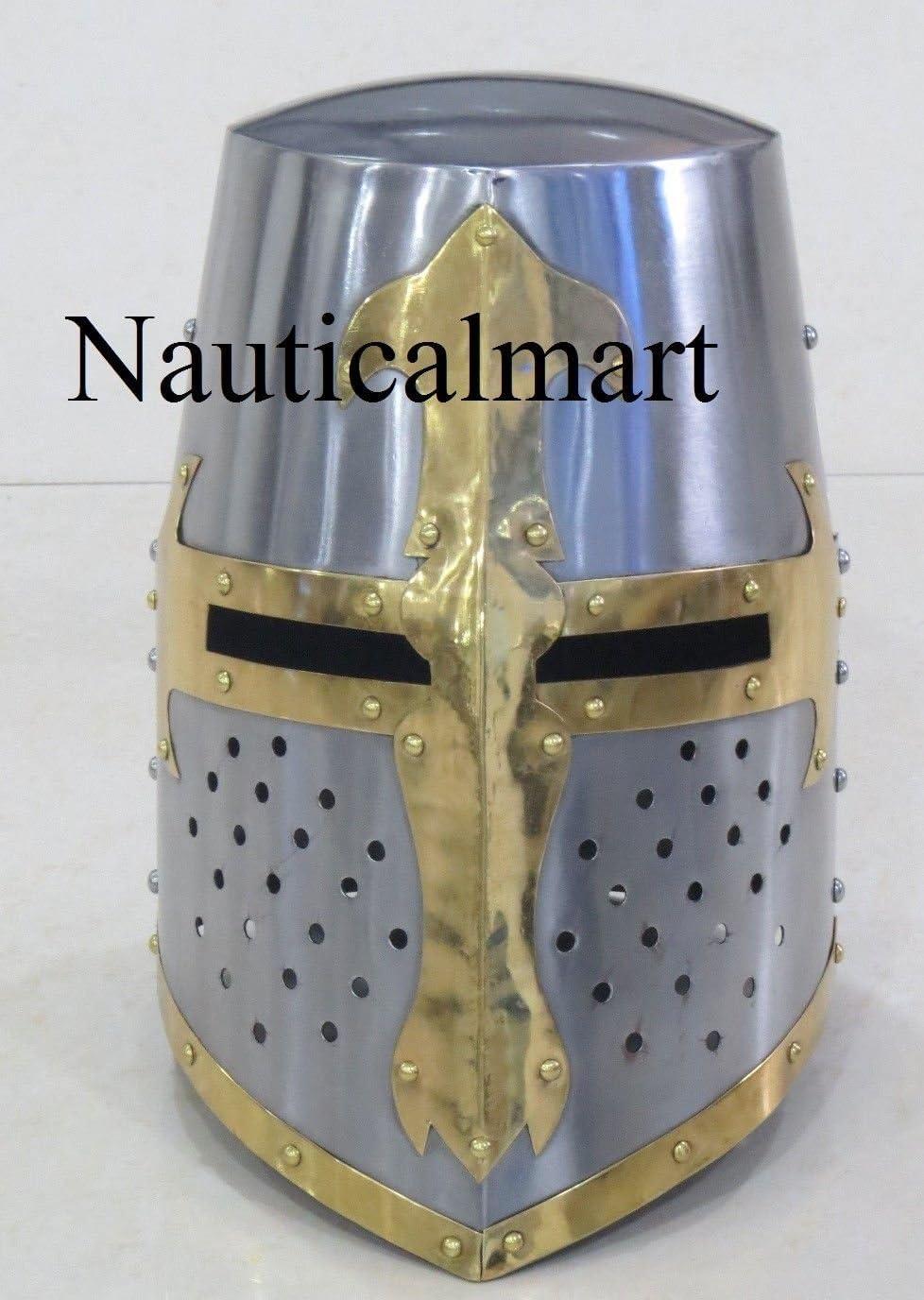 Kreuzritter Helm um ca Templerhelm 1200