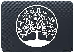 Tree of life sticker/ laptop/mac book/ window decal