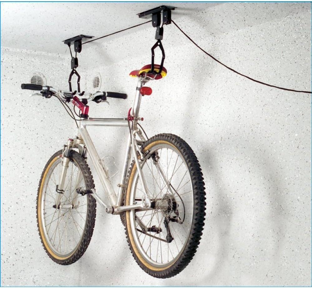 Filmer 46.870 - Soporte de Techo para Bicicletas: Amazon.es ...