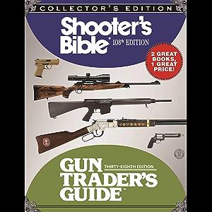 Shooter's Bible and Gun Trader's Guide Box Set