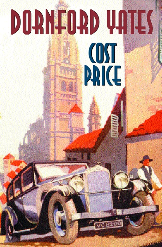 Cost Price (Richard Chandos) ebook